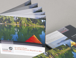 accompagnement commercial brochures