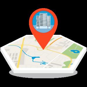 localisation données accompagnement commercial